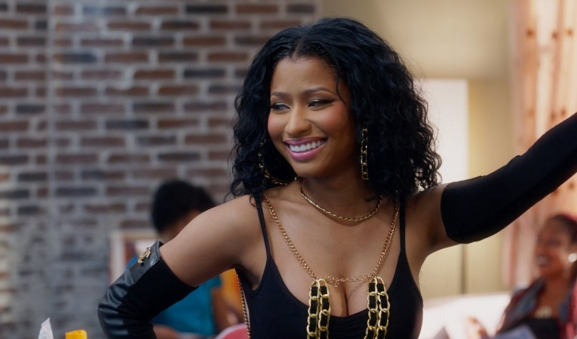 Barbershop: The Next Cut : Photo Nicki Minaj
