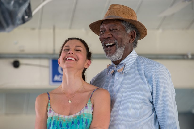 L'Incroyable Histoire de Winter le dauphin 2 : Photo Ashley Judd, Morgan Freeman