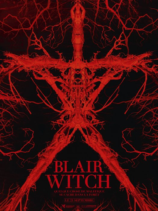 Blair Witch : Affiche