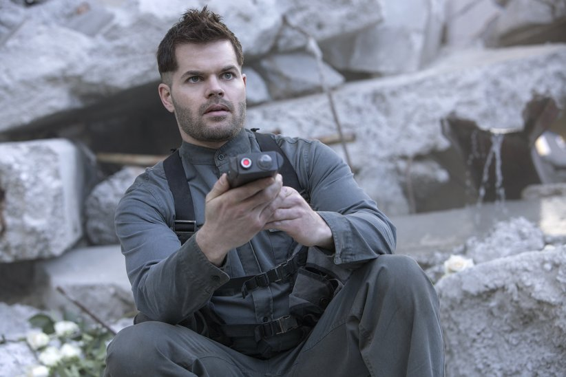 Hunger Games - La Révolte : Partie 1 : Photo Wes Chatham