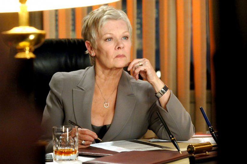Casino Royale : Photo Judi Dench