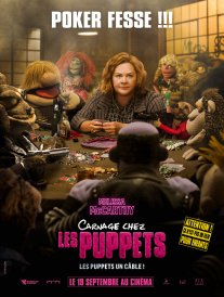 Carnage chez les Puppets - Bande annonce 1 - VF - (2018)