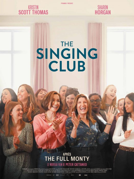 The Singing Club : Affiche