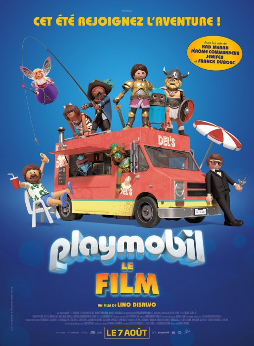 Playmobil, Le Film : Affiche