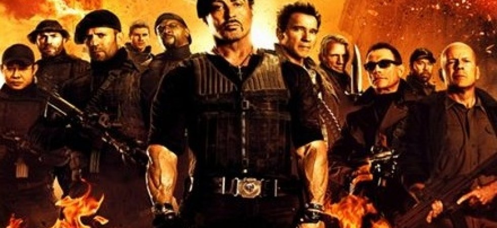Bill Clinton à l'affiche de The Expendables 3 ?