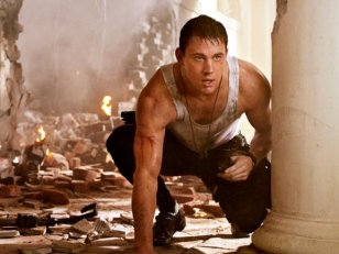 Channing Tatum, le nouveau beau gosse d'Hollywood