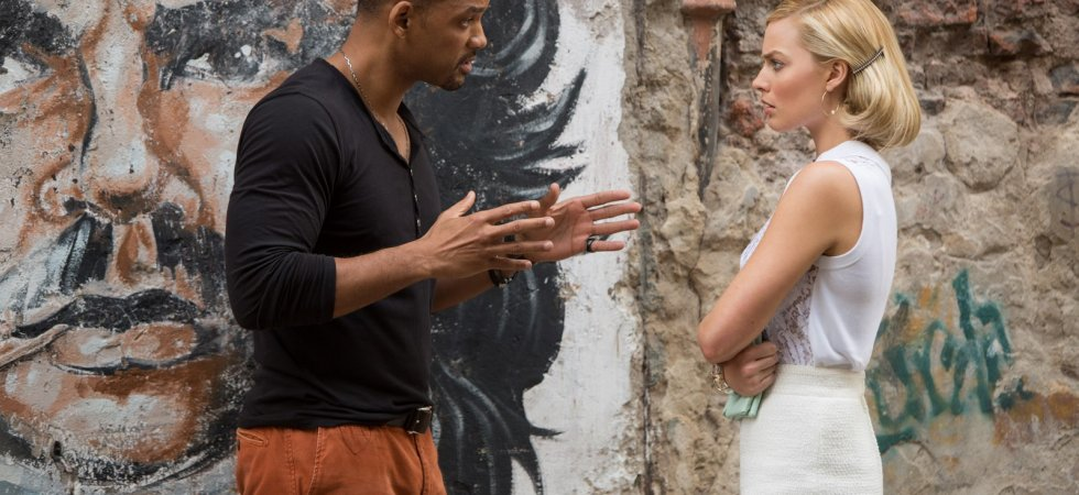 Suicide Squad : Margot Robbie et Will Smith parlent du film