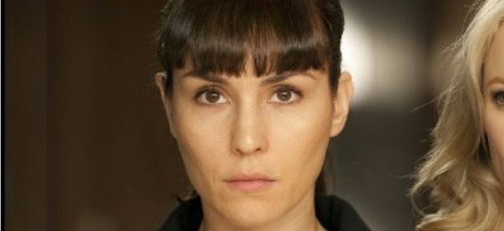 Noomi Rapace face à Tom Hardy dans Animal Rescue