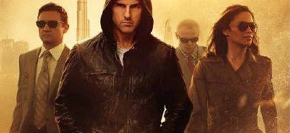 Tom Cruise accusé de plagiat pour Mission : Impossible 4