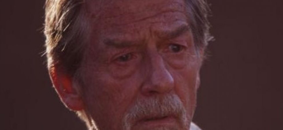 John Hurt, star du Don Quichotte de Terry Gilliam ?