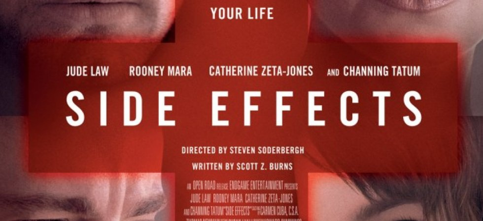 Effets secondaires pour Rooney Mara, Jude Law et Catherine Zeta-Jones