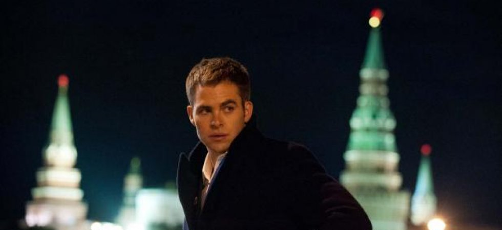 Chris Pine, star du prochain film de David Gordon-Green