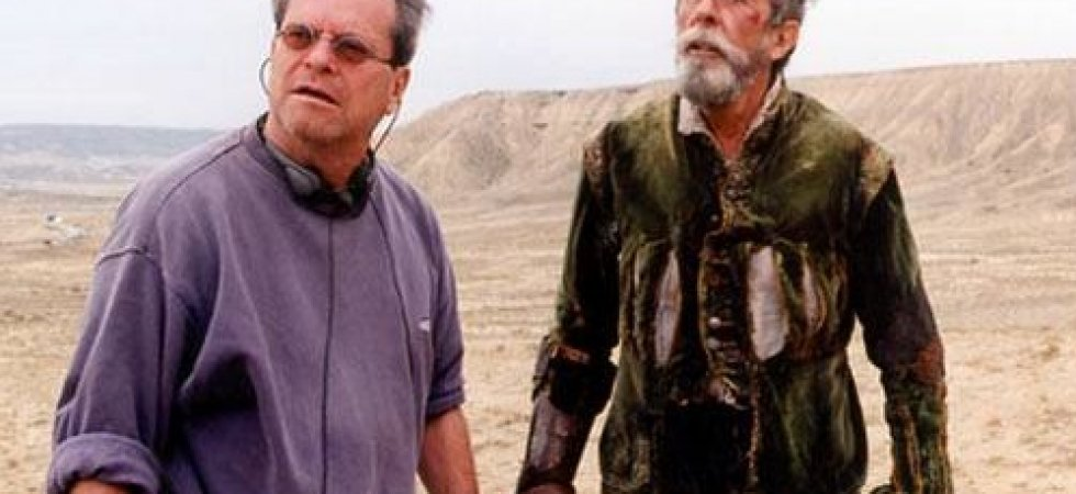 Terry Gilliam relance une nouvelle fois Don Quichotte