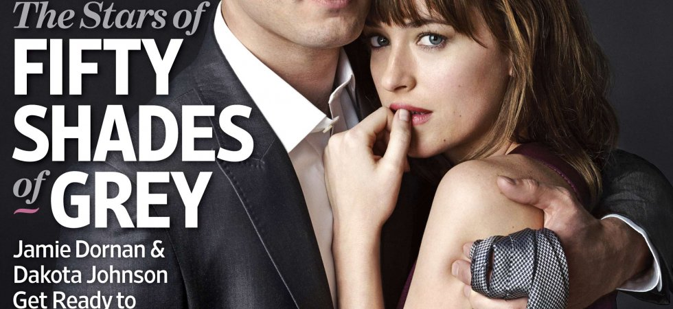 50 Nuances de Grey : E.L. James terrifiée par l'adaptation de son livre