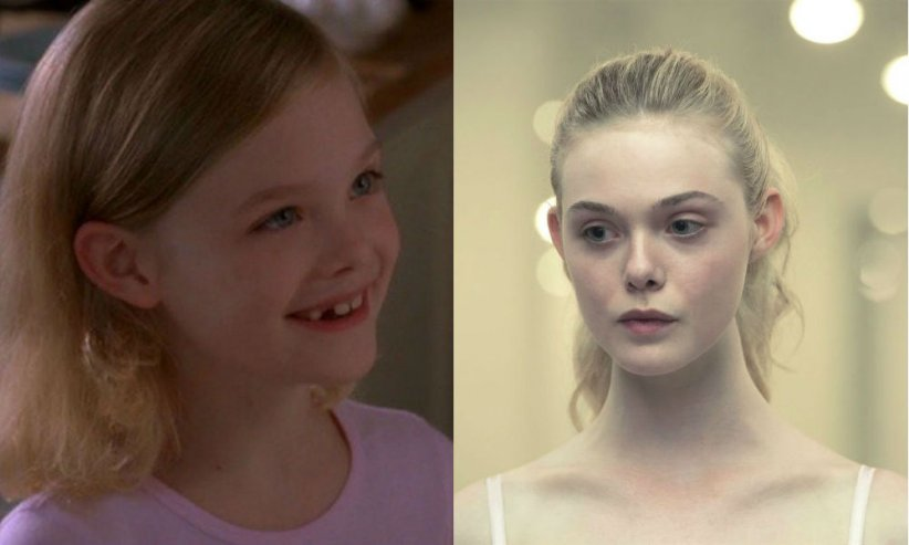 Elle Fanning de The Nines à The Neon Demon