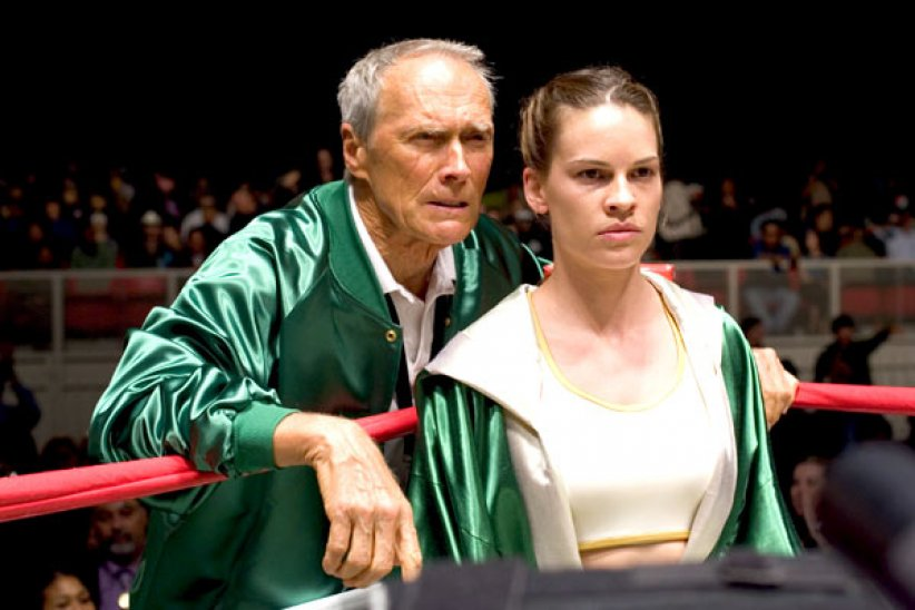 """Million Dollar Baby"" : Clint Eastwood au sommet"