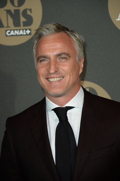 David Ginola, le grand plongeon