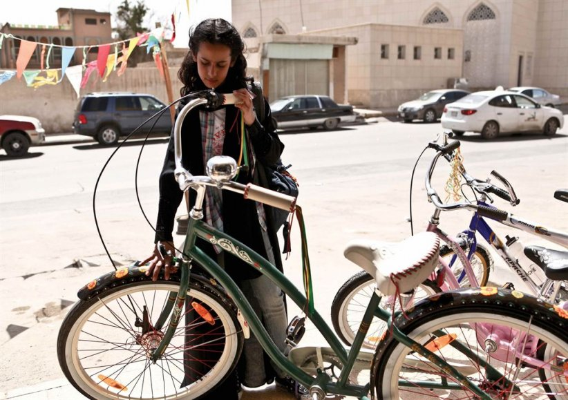 """Wadjda""(2013) : l'émancipation à bicyclette"