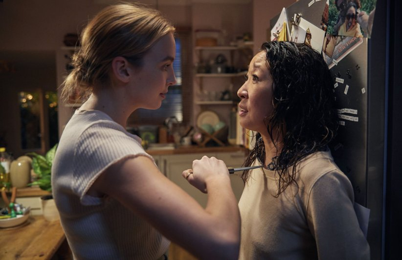 """Killing Eve"" (2018-en production)"