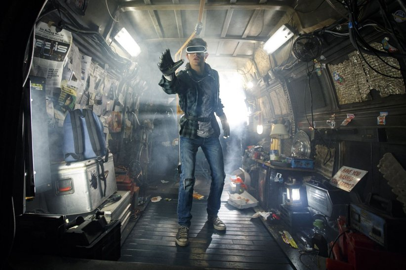 """Ready Player One"", de Steven Spielberg"