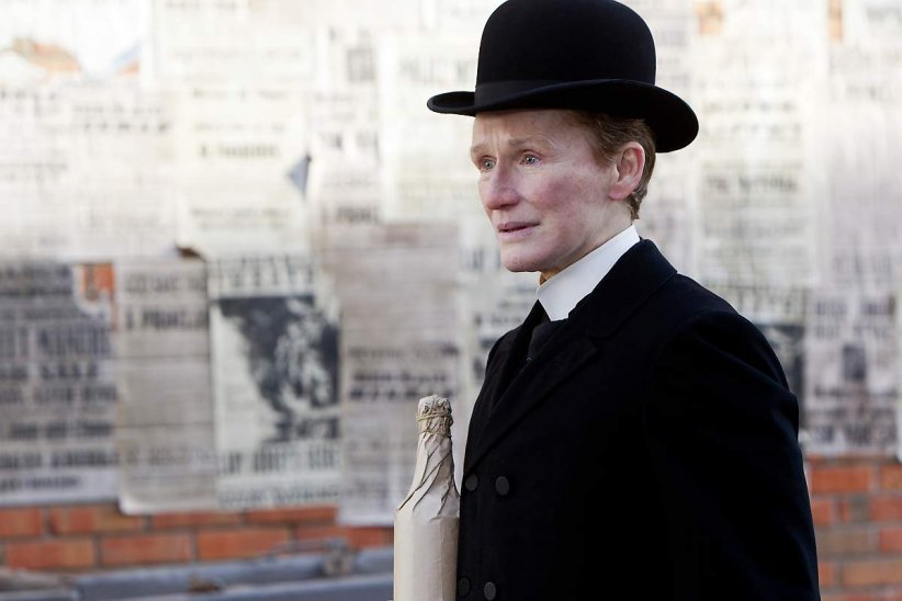 "Glenn Close dans ""Albert Nobbs"""