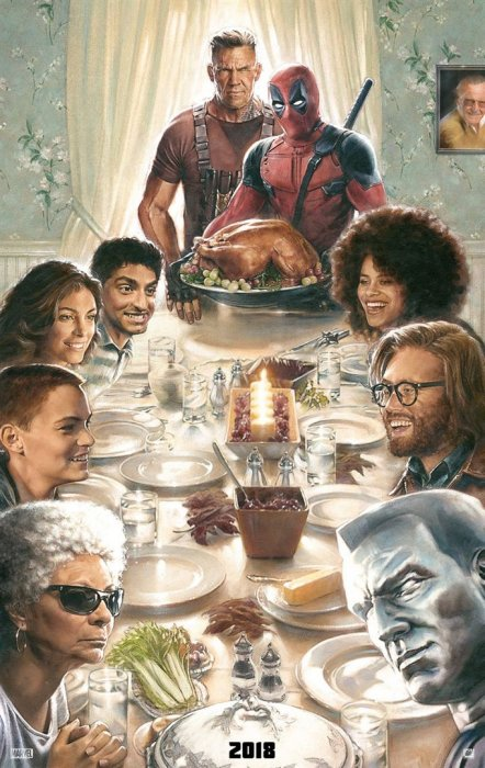 """Deadpool 2"", de David Leitch"