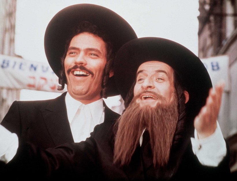 """Les Aventures de Rabbi Jacob"" (1973)"
