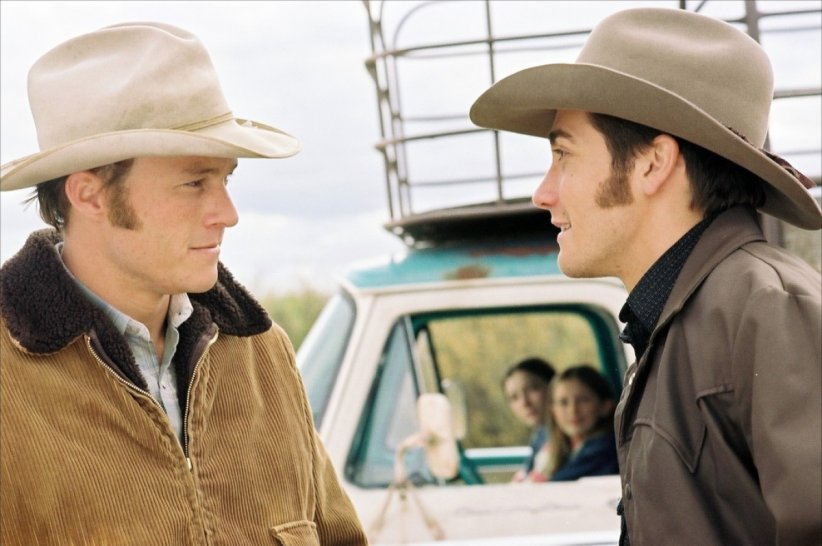 """Le secret de Brokeback Mountain"" d'Ang Lee (2005)"