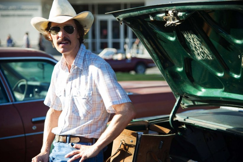 """The Dallas Buyers Club"" (2013) de Jean-Marc Vallée"