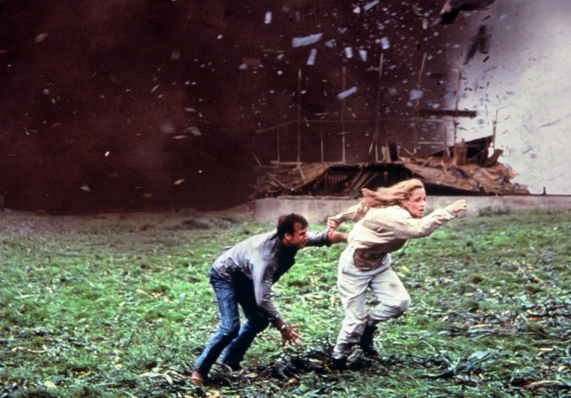 """Twister"" (1996) de Jan de Bont"