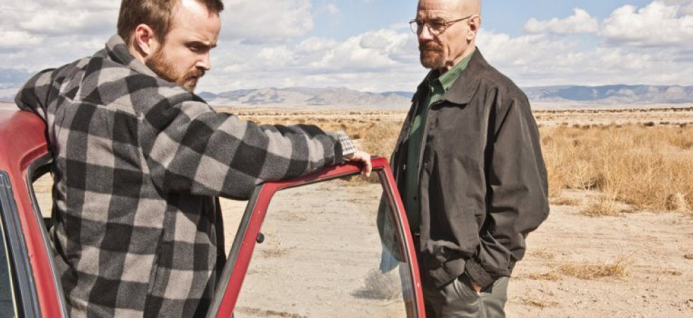 Breaking Bad : Bryan Cranston et Aaron Paul relancent les rumeurs de film