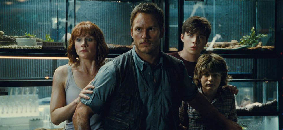 Jurassic World pulvérise les records du box-office !