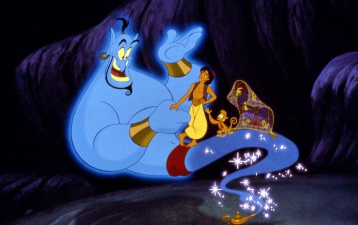 Aladdin : Disney prépare un préquel en live-action sur le Génie