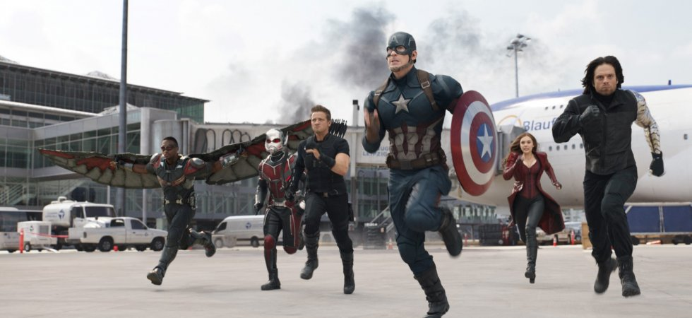 Secrets de tournage : Captain America Civil War