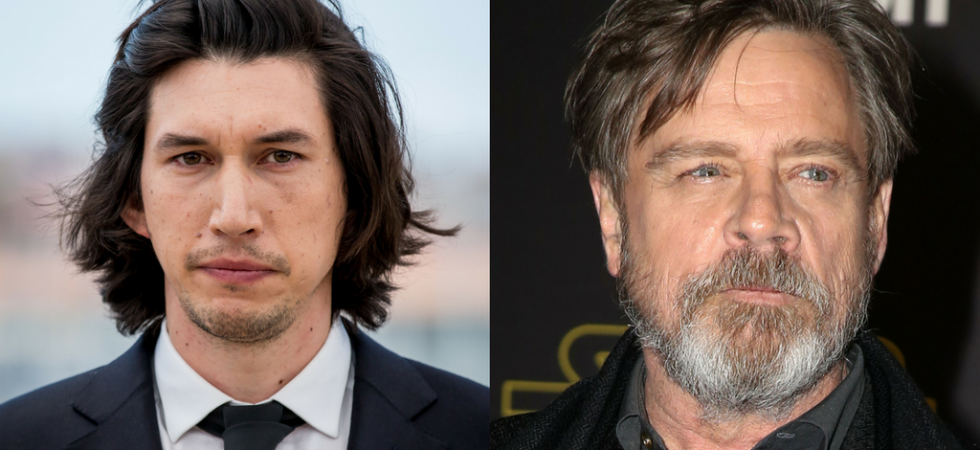 Star Wars : Adam Driver a refusé de passer du temps avec Mark Hamill