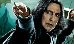 Harry Potter : le secret d'Alan Rickman