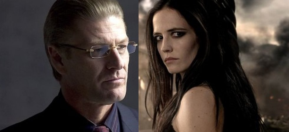 Wonder Woman : Eva Green et Sean Bean face à l'Amazone ?