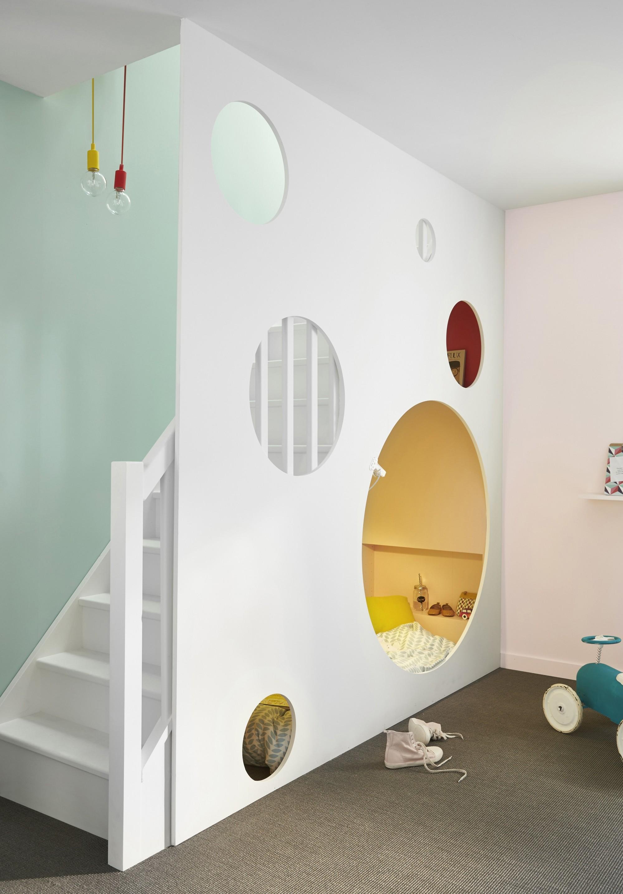 Amnagement Cage D Escalier. Elegant Beautiful Amenager Sous Escalier ...
