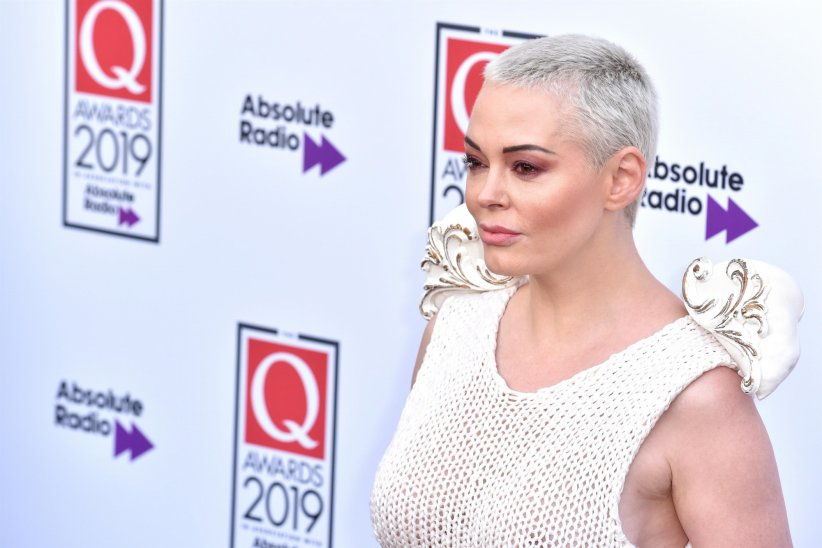 Rose McGowan attaque Harvey Weinstein en justice