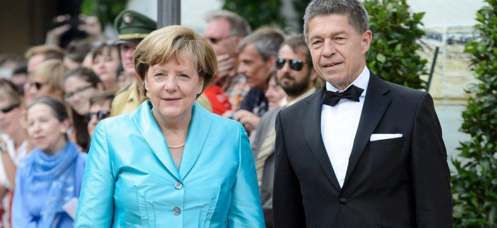 Qui est le mari d'Angela Merkel ?