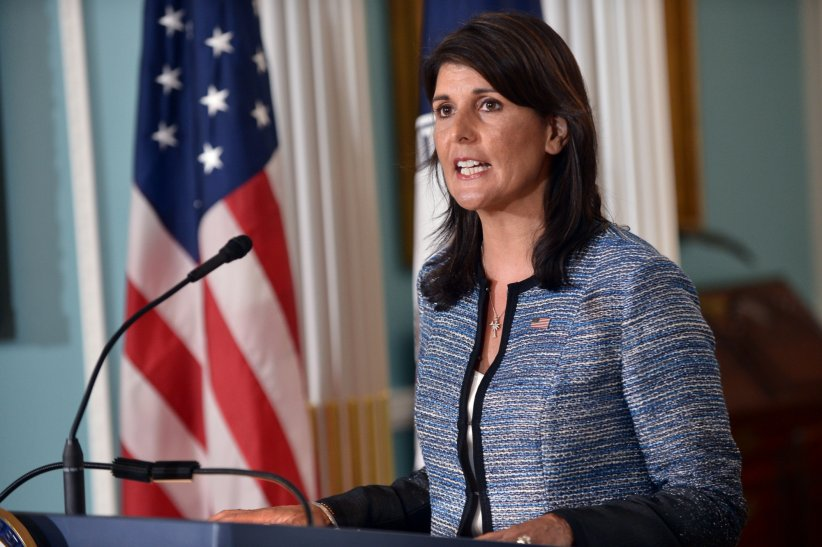 Nikki Haley : un départ surprise de l'ONU