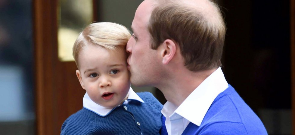Prince William : ses confidences sur George et Charlotte