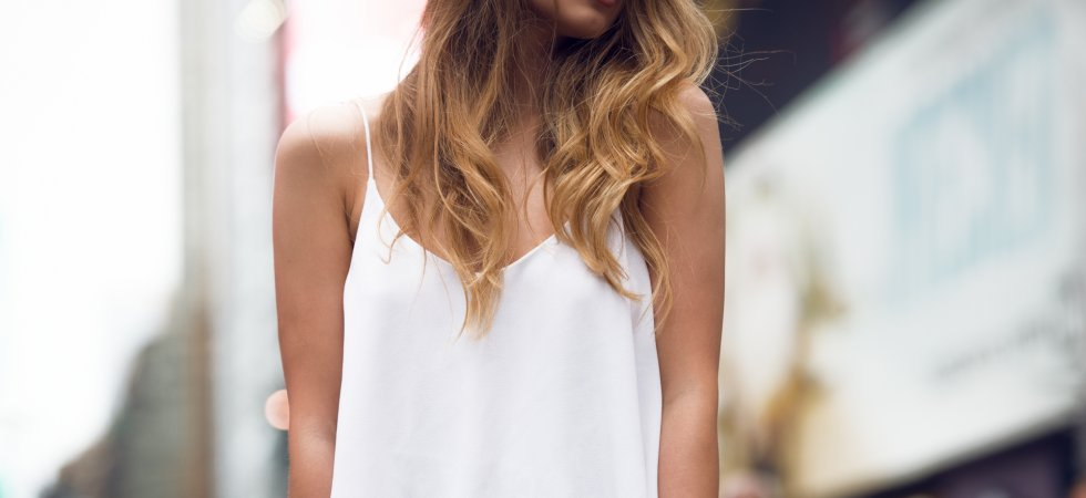 check-out c0785 9b185 Quel soutien-gorge mettre sous un t-shirt blanc ?