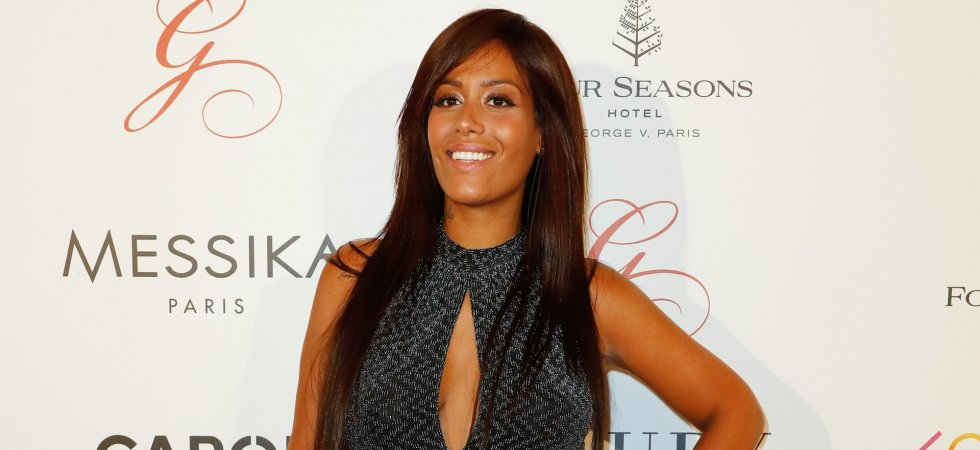 Amel Bent dévoile une rare photo de sa fille