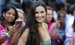 Demi Moore a perdu deux dents à cause... du stress !