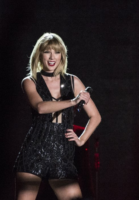 Taylor Swift bat (encore) un record