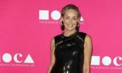 Sharon Stone, toujours sexy à 59 ans