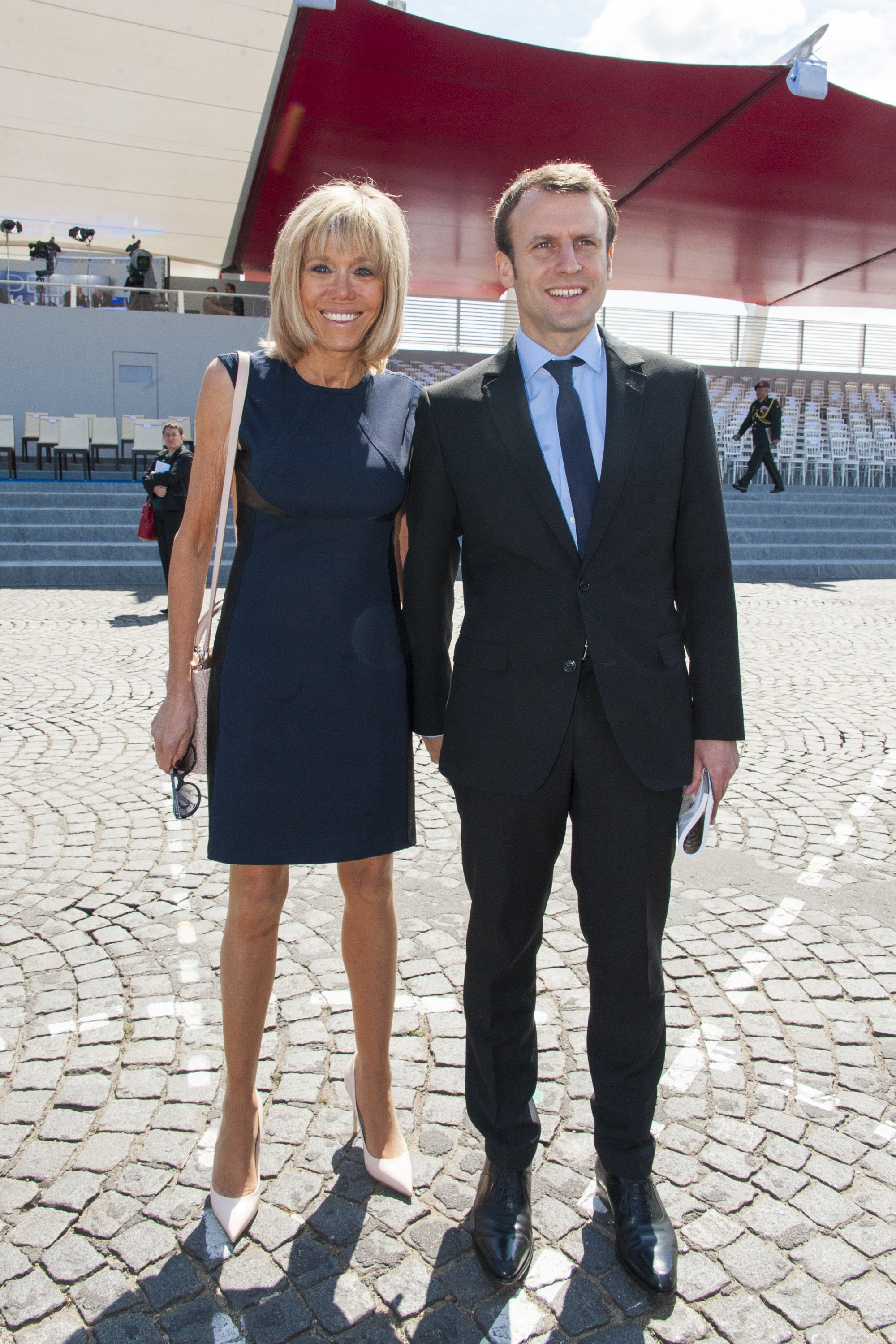 Le Jour Ou L Ex Mari De Brigitte Macron A Appris Sa Liaison Avec Emmanuel