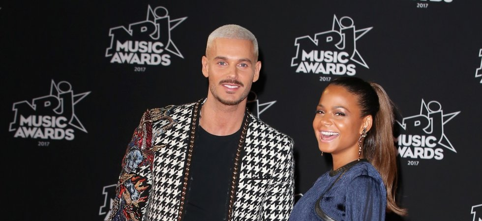 Matt Pokora officialise sa relation avec Christina Milian aux NMA