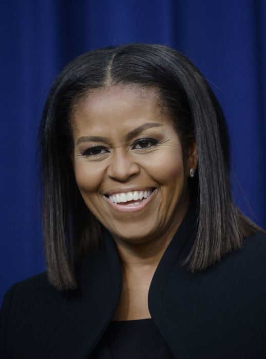 Happy birthday Michelle Obama !